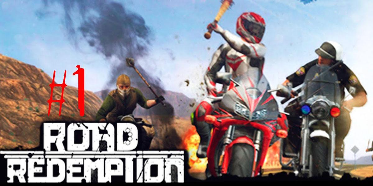 w1 24 - اورجینال استیم Road Redemption