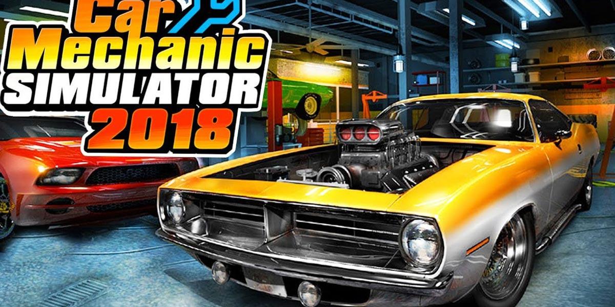 w2 17 - اورجینال استیم Car Mechanic Simulator 2018