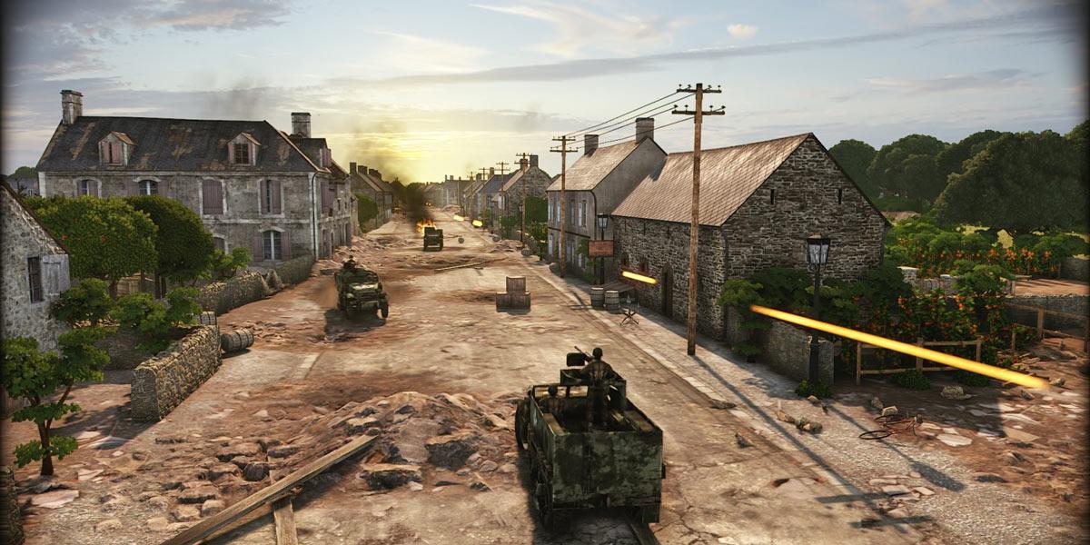 w2 25 - اورجینال استیم Steel Division: Normandy 44