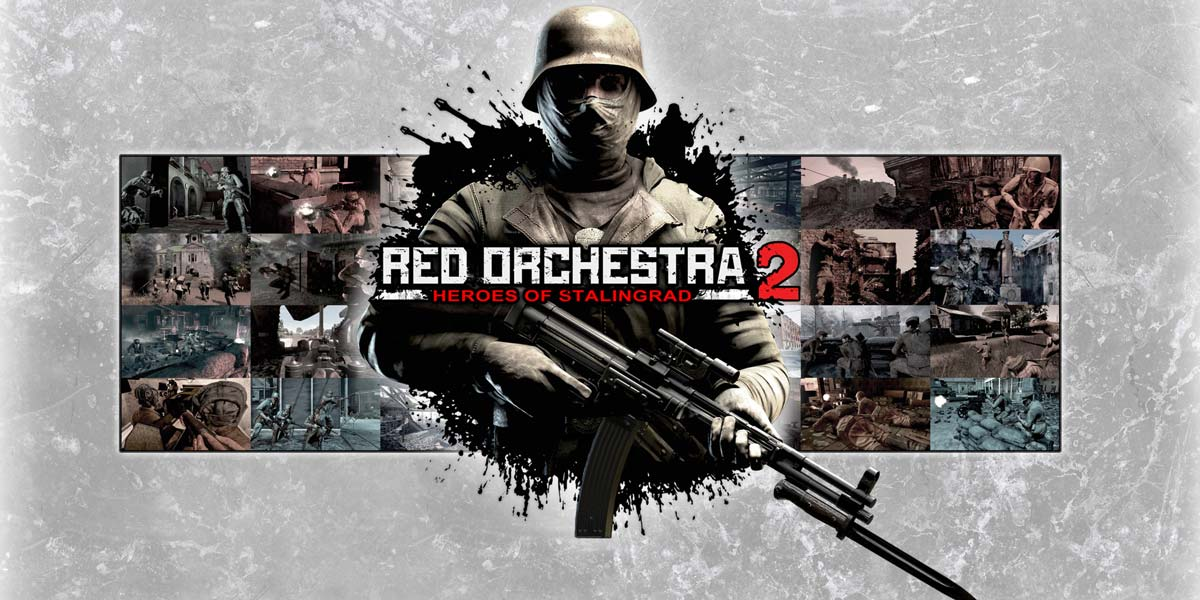 w2 26 - اورجینال استیم Red Orchestra 2: Heroes of Stalingrad with Rising Storm