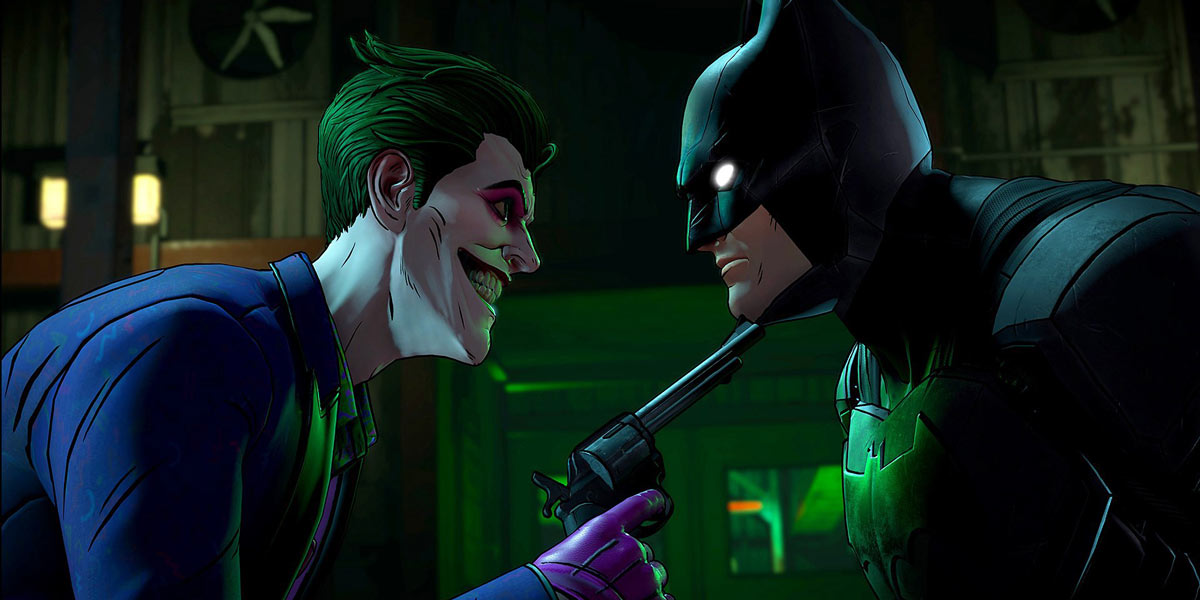 w2 30 - اورجینال استیم Batman: The Enemy Within - The Telltale Series