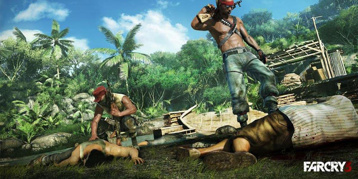 w2 34 - سی دی کی اورجینال Far Cry 3