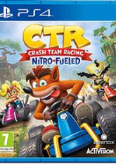اکانت قانونی Crash Team Racing: Nitro Fueled / PS4