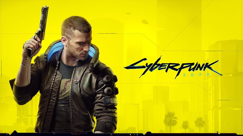 Cyberpunk 2077 min - سی دی کی اورجینال  Cyberpunk 2077