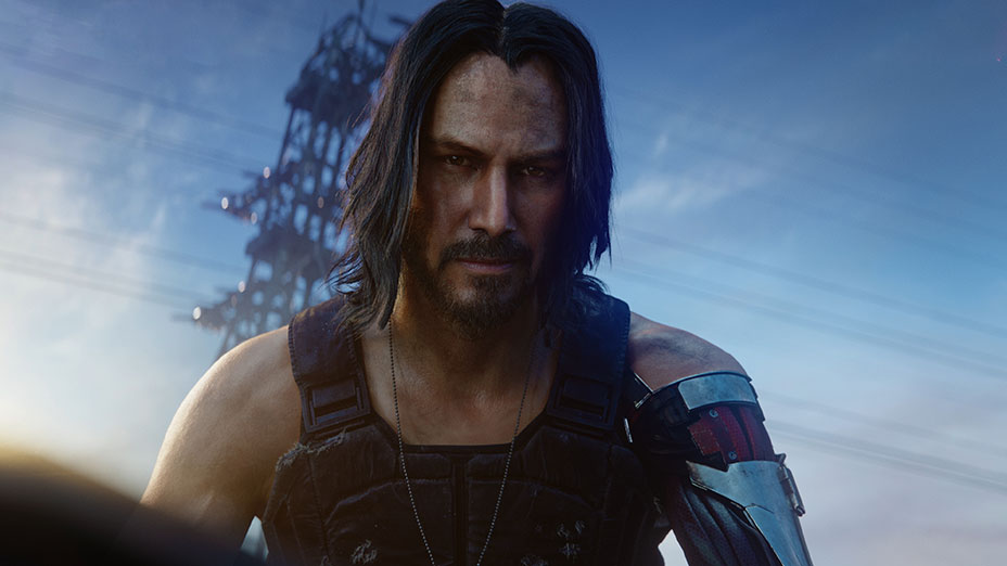 Cyberpunk 2077 E3 2019 Trailer - سی دی کی اورجینال  Cyberpunk 2077