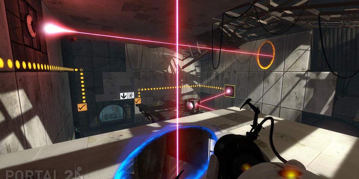اورجینال استیم Portal 2