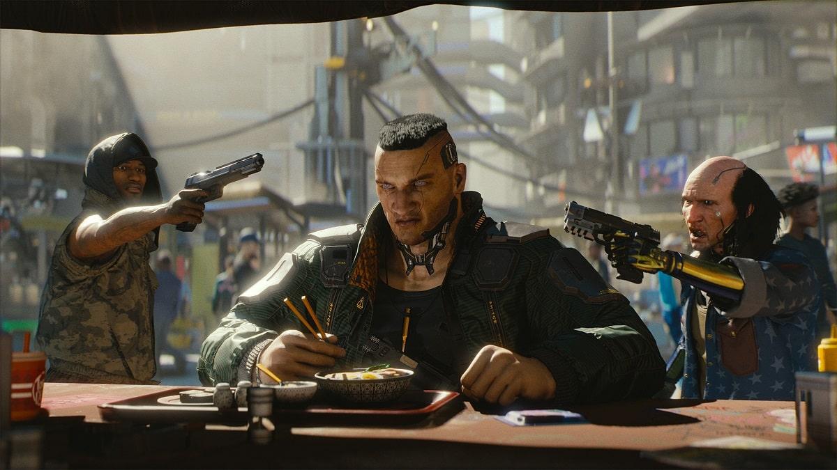 سی دی کی اورجینال  Cyberpunk 2077