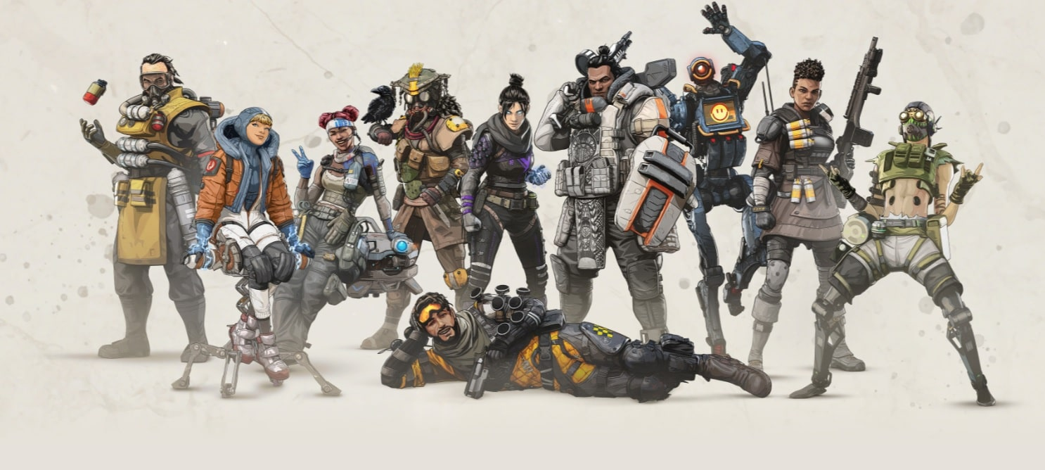 23424 min - سی دی کی  Apex Legends - Octane Edition