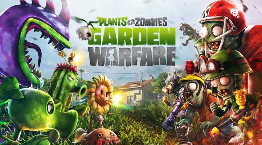 Plantsvszombies - اورجینال Plants vs. Zombies: Garden Warfare