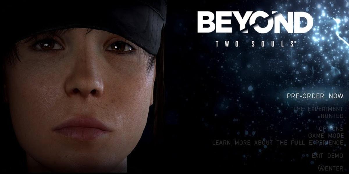 اورجینال اپیک گیمز  Beyond: Two Souls