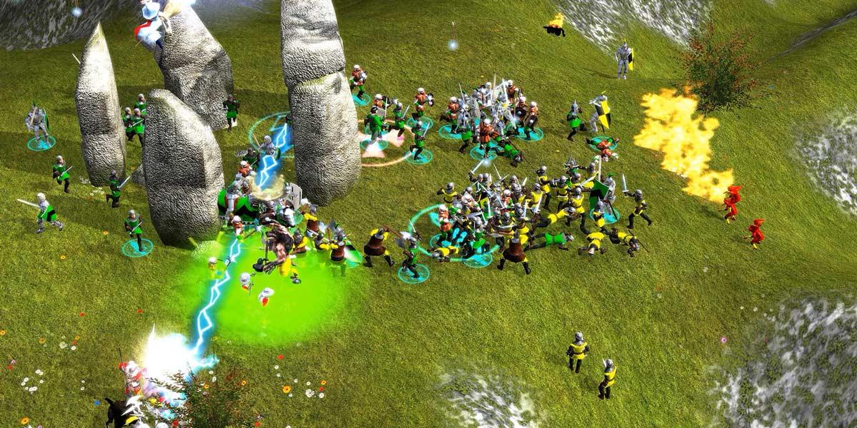 اورجینال استیم Stronghold Legends