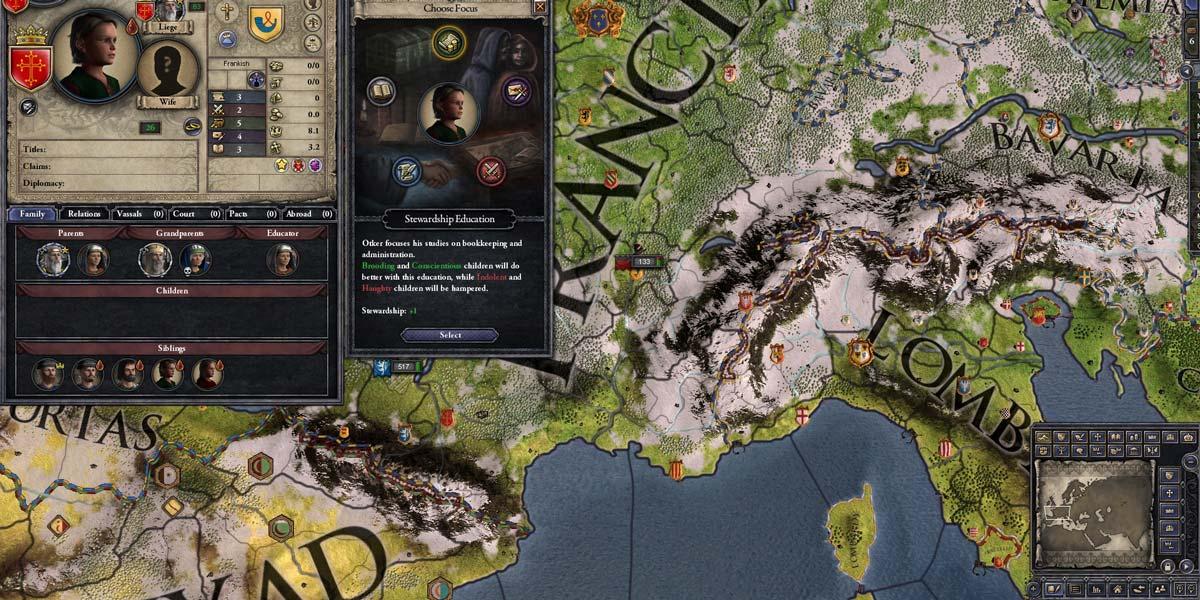 اورجینال استیم Crusader Kings II