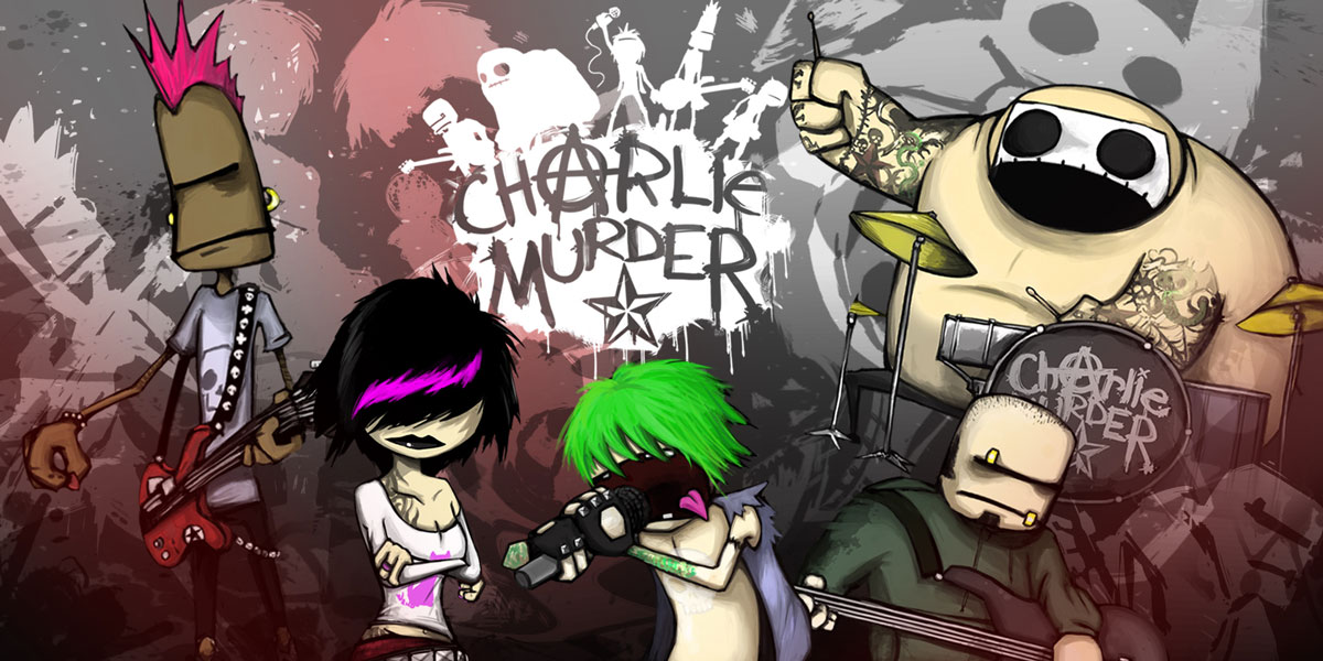 w1 - اورجینال استیم Charlie Murder