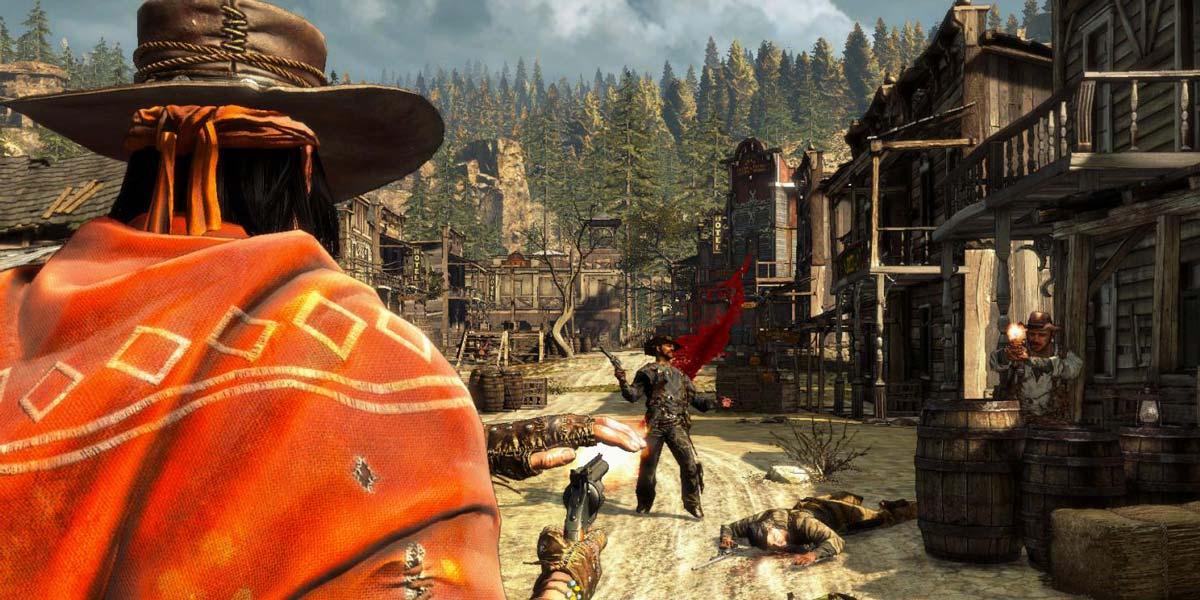 w2 41 - اورجینال استیم Call of Juarez: Gunslinger