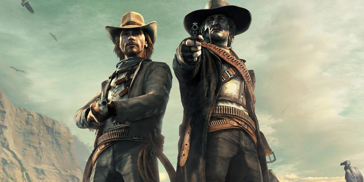 w3 10 - اورجینال استیم Call of Juarez: Bound in Blood