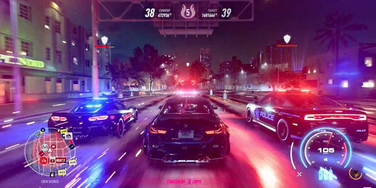 سی دی کی اورجینال Need for Speed: Heat