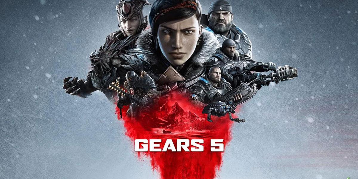 سی دی کی اشتراکی آنلاین Gears 5 Ultimate Edition