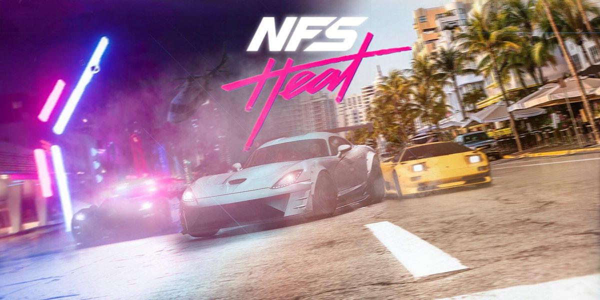 w1 4 - سی دی کی اورجینال Need for Speed: Heat