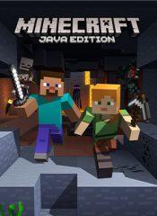 سی دی کی اوریجینال Minecraft Java Edition Official website