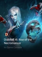 اورجینال بتل نت Diablo III: Rise of the Necromancer (Expansions)