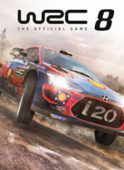 سی دی کی اوریجینال WRC 8 FIA World Rally Championship