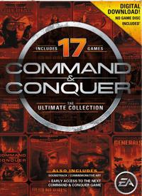 اورجینال اریحین Command and Conquer The Ultimate Collection