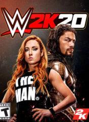 سی دی کی اورجینال WWE 2K20