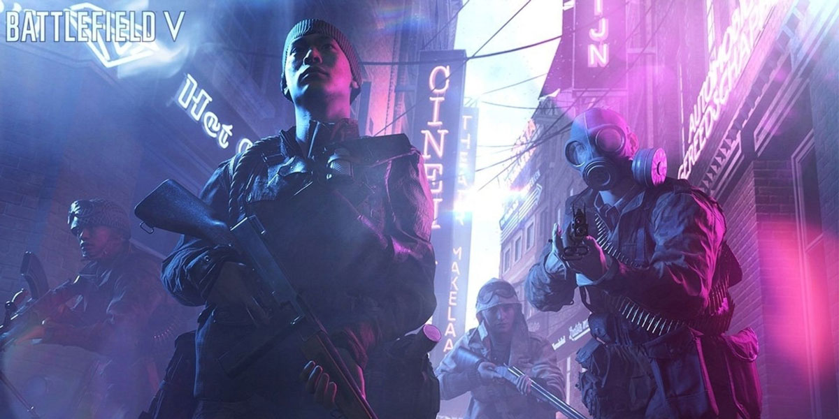 خرید کردیت Battlefield V: Battlefield Currency