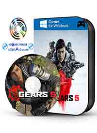 بکاپ Gears 5 Ultimate Edition