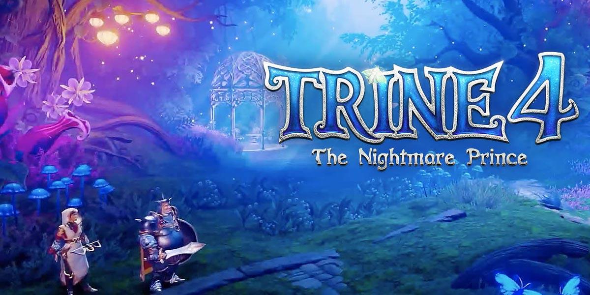 w1 1 - اوریجینال استیم Trine 4: The Nightmare Prince
