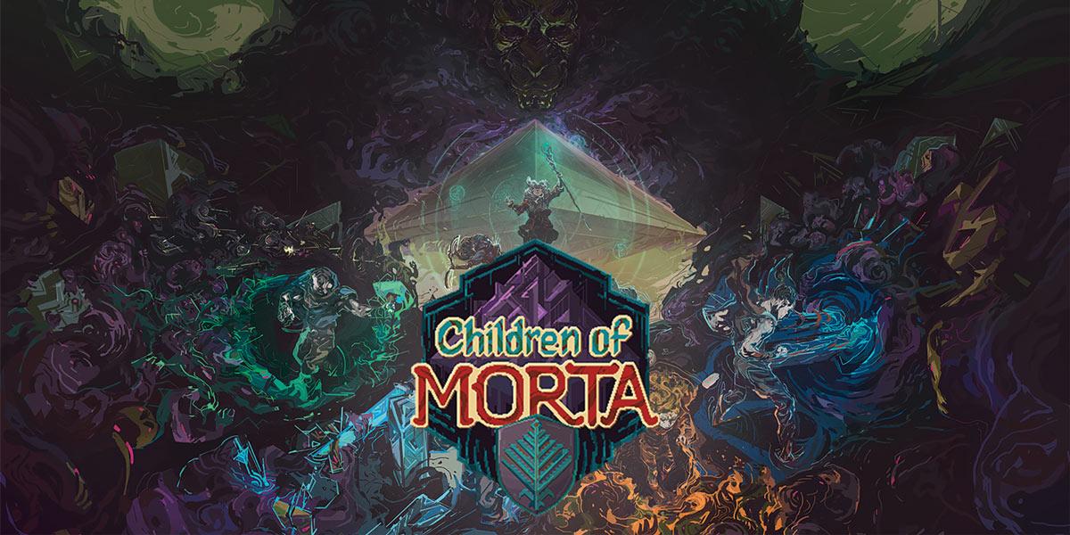 w1 15 - سی دی کی اورجینال Children of Morta