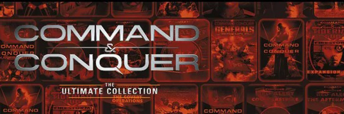 w1 16 - اورجینال اریحین Command and Conquer The Ultimate Collection