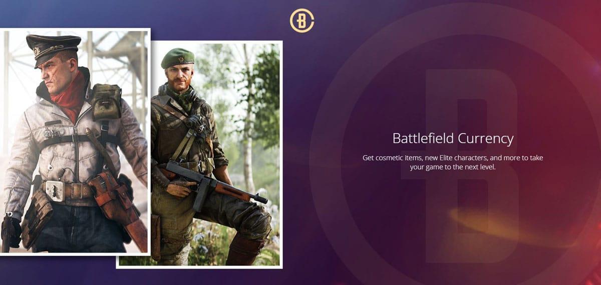 w1 5 - خرید کردیت Battlefield V: Battlefield Currency