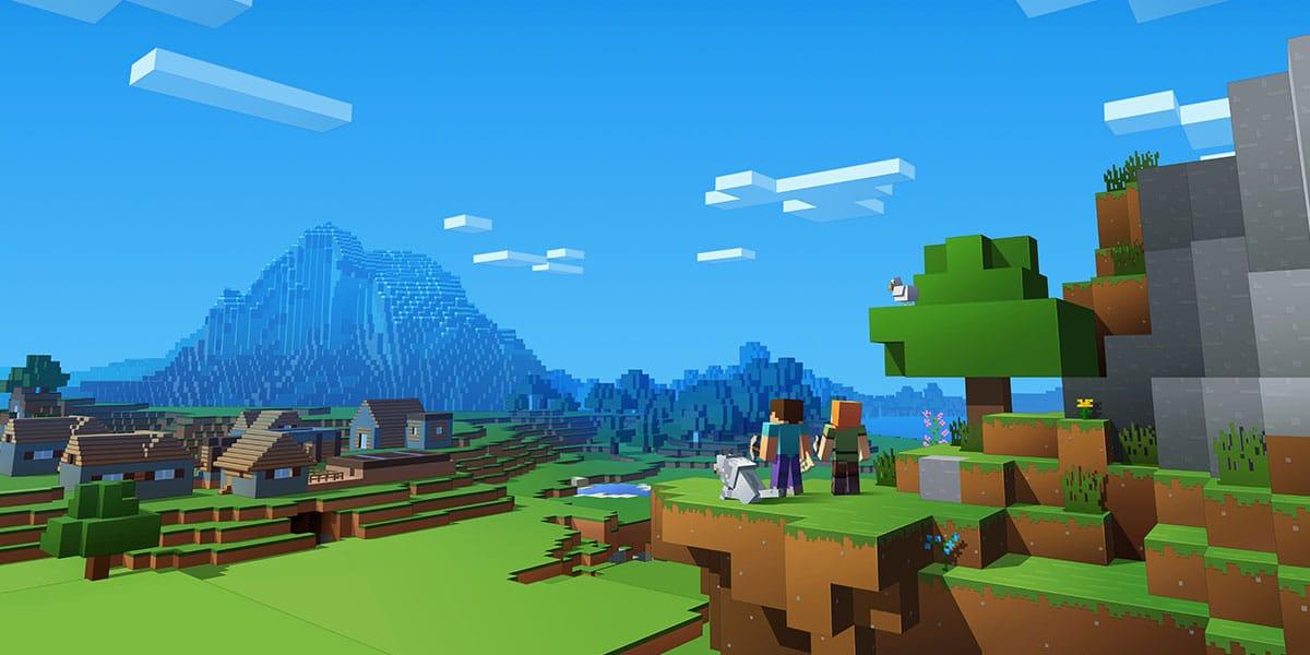 اوریجینال Minecraft Java Edition Official website