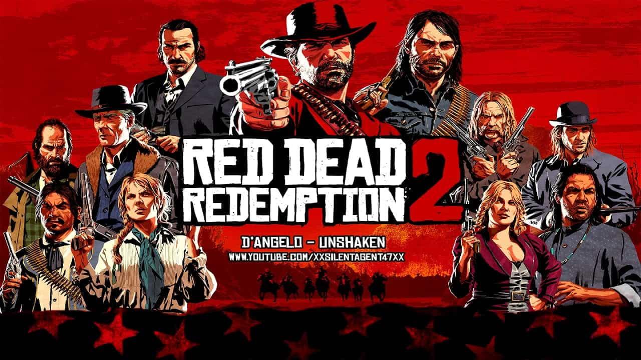 بکاپ RD Redemption 2 (لانچر اپیک و راکستار و استیم )