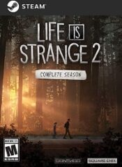 سی دی کی اشتراکی  Life Is Strange 2 Complete Season