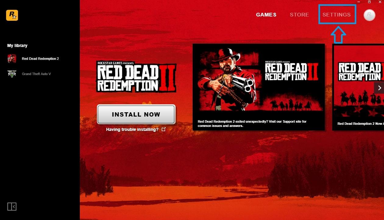 rockstar11 min - آموزش نصب بازی در لانچر راکستار Rockstar