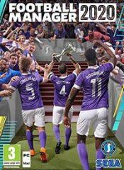 سی دی کی اشتراکی  Football Manager 2020
