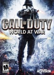 سی دی کی اورجینال Call of Duty: World at War