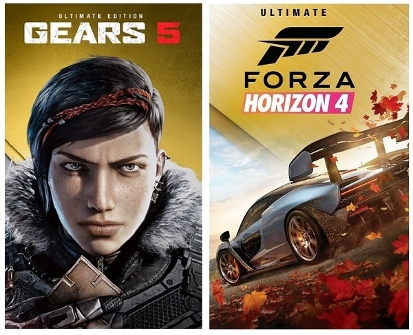 bandel forza gears - سی دی کی اشتراکی ( آنلاین )  Forza Horizon 4 Ultimate Edition