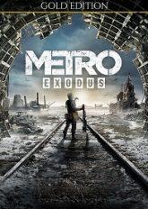 سی دی کی اشتراکی  Metro Exodus Gold Edition
