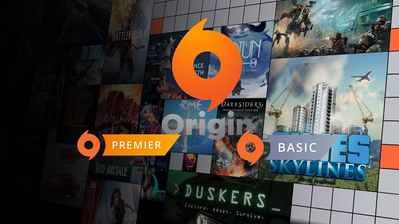 origin access basic min - سی دی کی اورجینال EA PLAY (Origin Access)