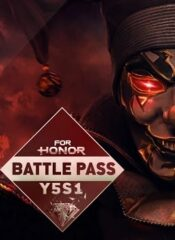 سی دی کی اورجینال For Honor – Battle Pass – Year 5 Season 1