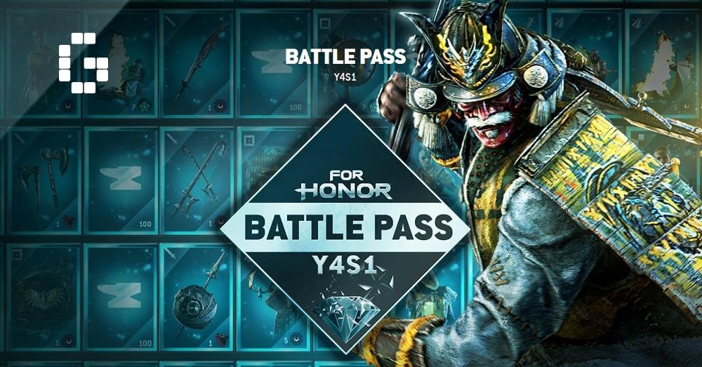 for honor hope battle pass min - سی دی کی اورجینال For Honor - Battle Pass - Year 4 Season 2