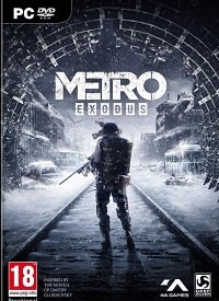سی دی کی اورجینال Metro Exodus