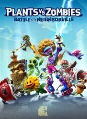 سی دی کی اورجینال  Plants vs. Zombies: Battle for Neighborville