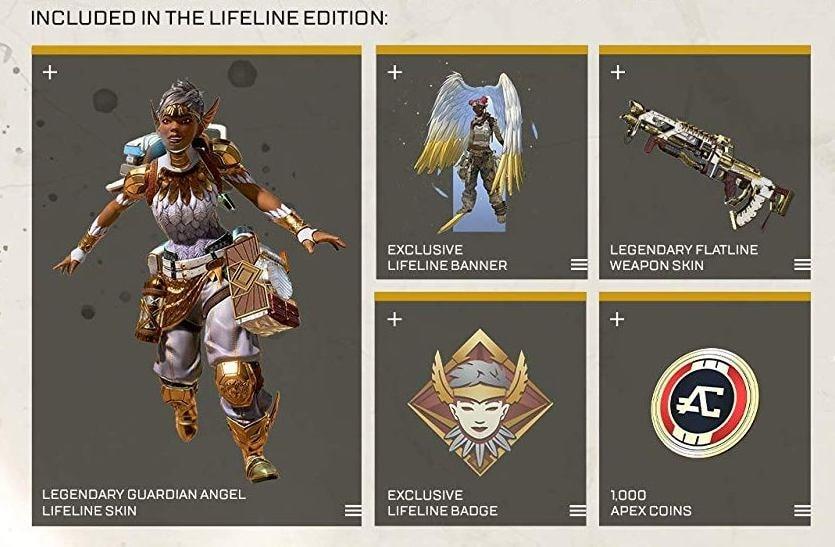 www.film game.cz min - سی دی کی  Apex: Legends - Lifeline Edition