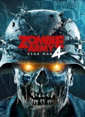 سی دی کی اورجینال  Zombie Army 4: Dead War