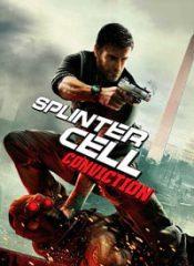 سی دی کی اورجینال Tom Clancy's Splinter Cell: Conviction