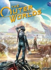 سی دی کی اورجینال  The Outer Worlds